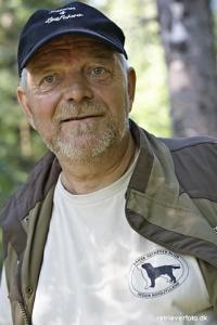Postmester Jesper LArsen